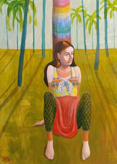 Jess Quinn, 'Every Woman Is An Island', 2019