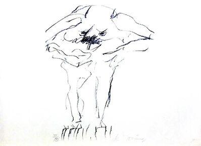 Willem de Kooning, 'Clam Digger', 1967