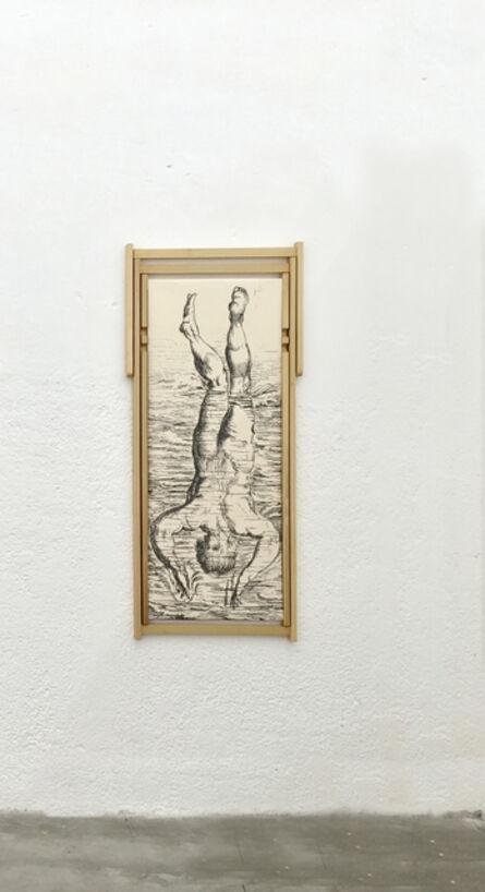 Rä di Martino, 'The Art of Swimming (The Perpendicular Descent)', 2015