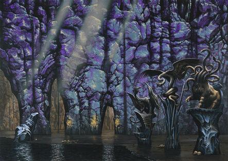 Ciruelo Cabral, 'Darkenheight', 2006