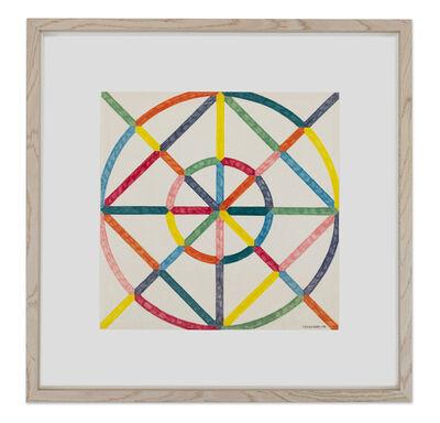 Eduardo Terrazas, 'Possibilities of a Structure: Cosmos 1.1.57b', 1974