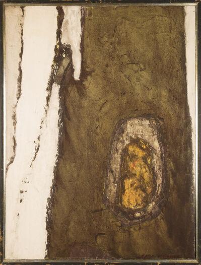 Carl Morris, 'Glacial Pool', ca. 1965