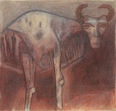 Ganesh Pyne, 'Untitled ', 1995