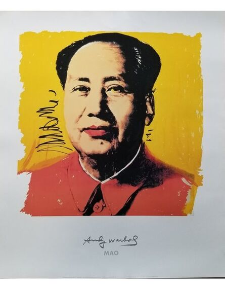 Andy Warhol, 'Mao, 1972', ca. 2005