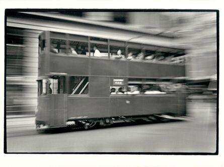 Ed van der Elsken, 'Tram, Hong Kong', 1959-1960