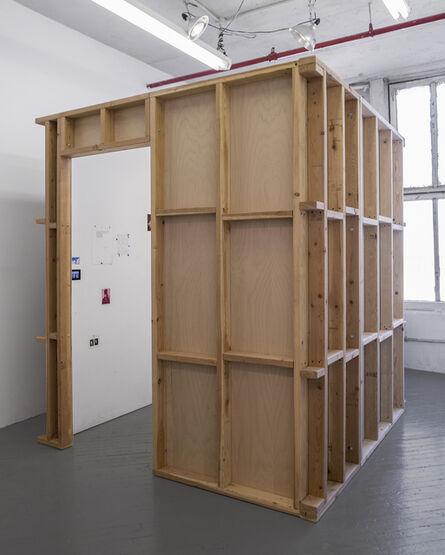 Anna Plesset, 'Travelogue (21st Century Room)', 2013-2018