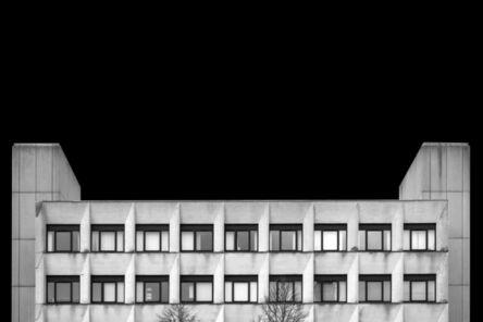 Egle Kisieliute, 'Concrete Evidence 4 (7 Bristo Square 1966-73, Edinburgh)', 2018