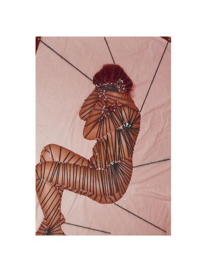 Annegret Soltau, 'Schwanger [pregnant]', 1978