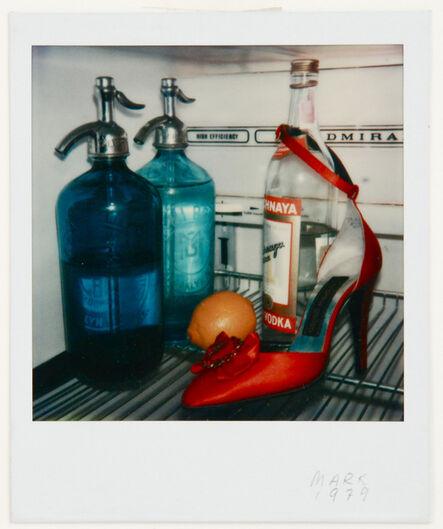 Mark Golderman, 'Untitled (Red Shoe & Refrigerator)', 1976