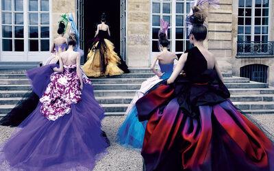 Patrick Demarchelier, 'Christian Dior Haute Couture (Fall/Winter 2010)', 2011