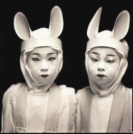 Hiroshi Watanabe, 'Marina Ema & Kazusa Ito, Matsuo Kabuki', 2003