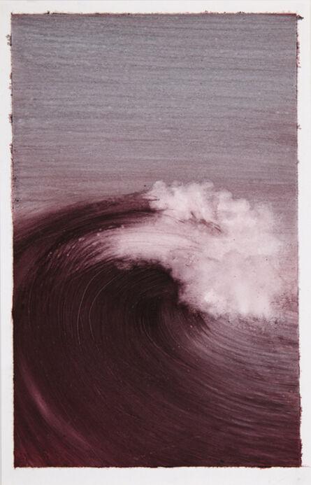 Alexia Vogel, 'Wave X', 2017