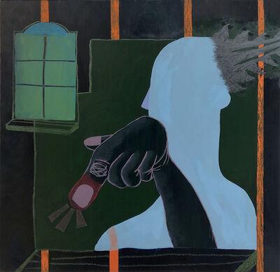 Alexandria Smith, 'a discernable hue', 2019