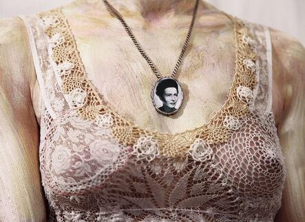 Sabine Dehnel, 'MONA V, Simone de Beauvoir', 2011