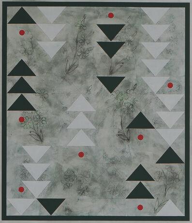Kamrooz Aram, 'Ornamental Composition for Social Spaces (2)', 2016