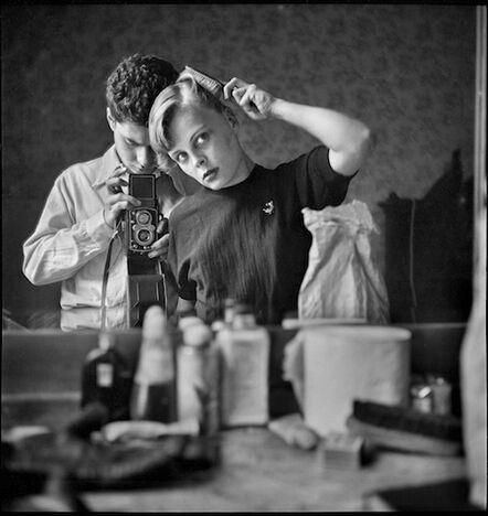 Elliott Erwitt, 'Paris, France', 1962