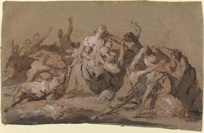 Giovanni Antonio Pellegrini, 'The Massacre of the Innocents'