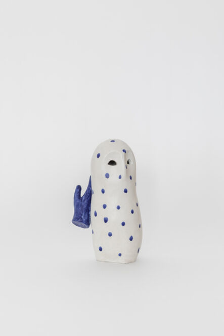 Wade Tullier, 'White Owl with Hand', 2020
