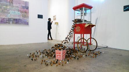 Carlo Sampietro, 'Pop dogs', 2011