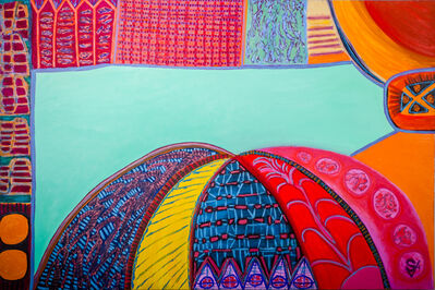 Sue Layman Lightman, 'Welcoming Spirit'