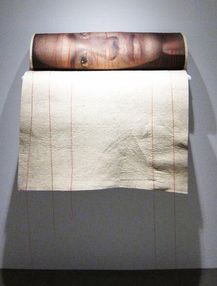 Luis González Palma, 'Untitled Mobius (Felt)', 2014