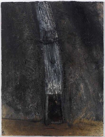 John Blackburn, 'Fire Painting XXIII', 2017-2018