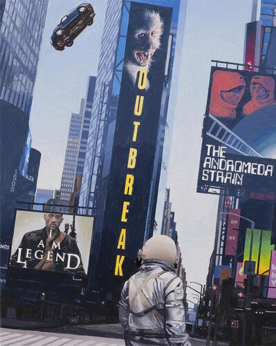 Scott Listfield, 'Times Square', 2020
