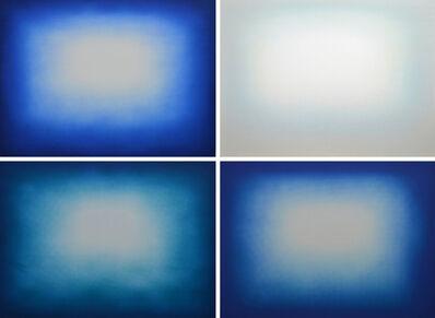 Anish Kapoor, 'Blue Shadow', 2013