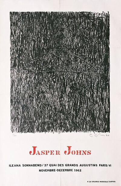 Jasper Johns, 'Jasper Johns at Ileana Sonnabend ', 1962