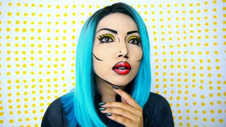 Rachel Rampleman, 'Pop Art Portrait (Promise Phan)', 2015