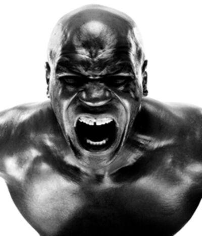 Howard Schatz, 'Boxing Study 1489 - Mike Tyson'
