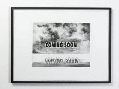 Pierre Bismuth, 'Coming Soon - Advent #1', 2011