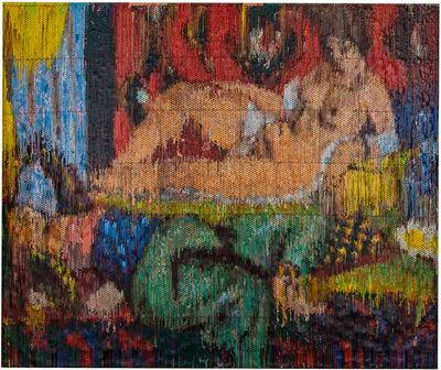 Bradley Hart, 'Matisse Odalisque Interpreted (Impression)', 2014