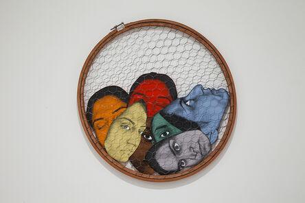 Sophiya Khwaja, 'Closed Minded', 2014