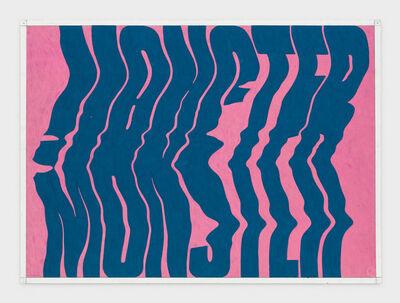 Andrew Brischler, 'MONSTER (Pink/Blue Sludge)', 2018-2019