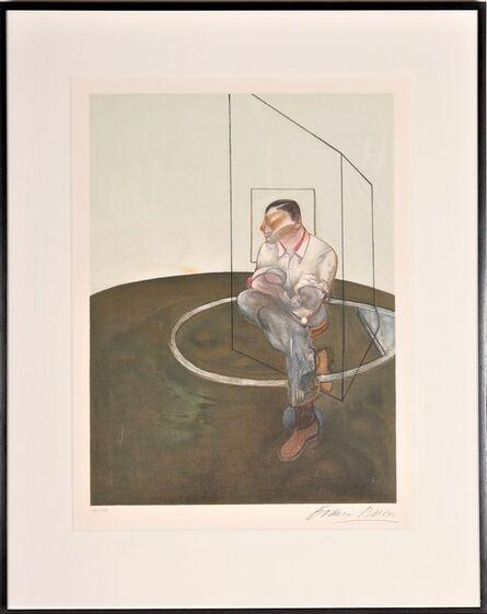 Francis Bacon, 'Etude pour le Portrait of John Edwards', 1986