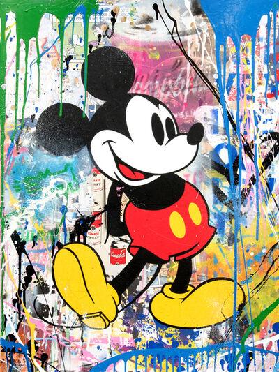 Mr. Brainwash, 'Mickey (Campbell's Soup)', 2018