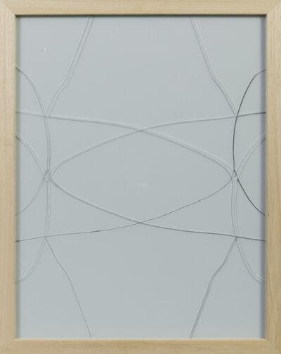 Andrea Francolino, 'Caso x caos x infinite variabili n. 2/4 ', 2018
