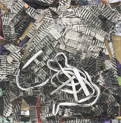 Jack Whitten, 'Compressed Space IV', 2015