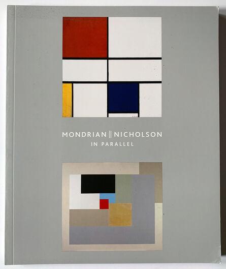 Ben Nicholson, 'Mondrian || Nicholson in Parallel Book', 2012