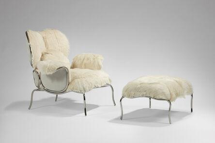 Mattia Bonetti, 'Big Jim Armchair and Ottoman ', 2008
