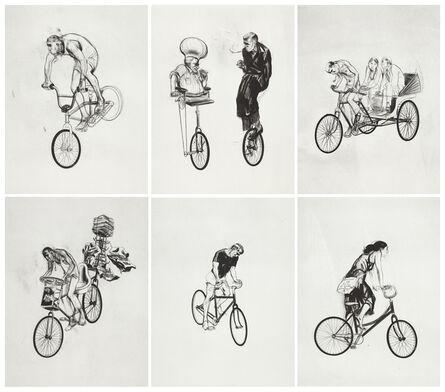 Charles Avery, 'Place de la Revolution', 2011