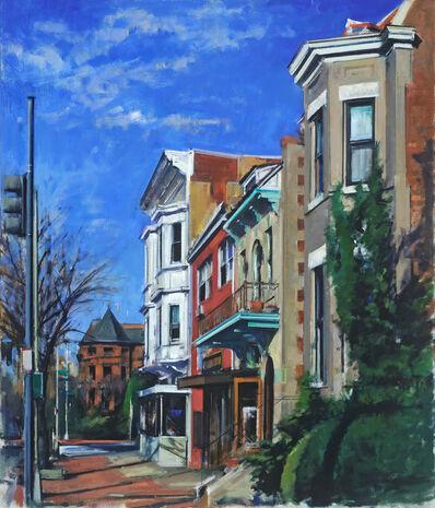 Martin Kotler, '13th Street SE View', 2010