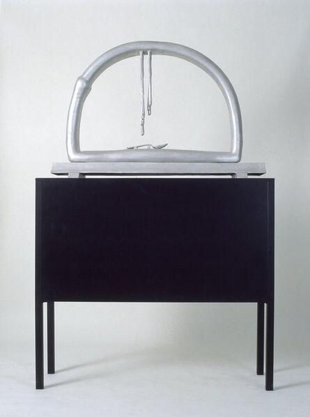 Bruno Gironcoli, 'Bogen mit Tropfenform', 1967
