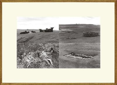 Hamish Fulton, 'Untitled (England - USA)', 1969-1970