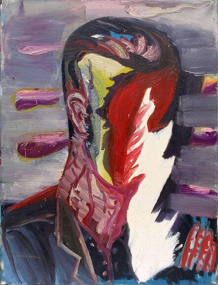 Klaus Killisch, 'Seele brennt', 1989