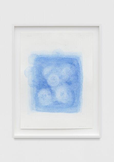 Cecilia Edefalk, 'Blue', 2019