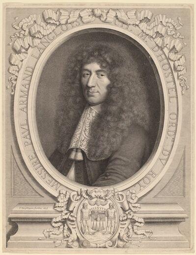 Peter Ludwig van Schuppen, 'Langlois de Blancfort', 1675