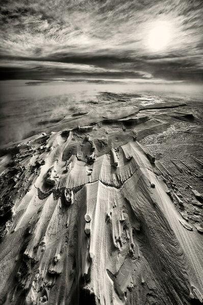 Sebastian Copeland, 'Greenland Storm – N62°20 W46°48, Greenland', 2010