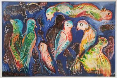 Auguste Blackman, 'Birdtalk', 2021